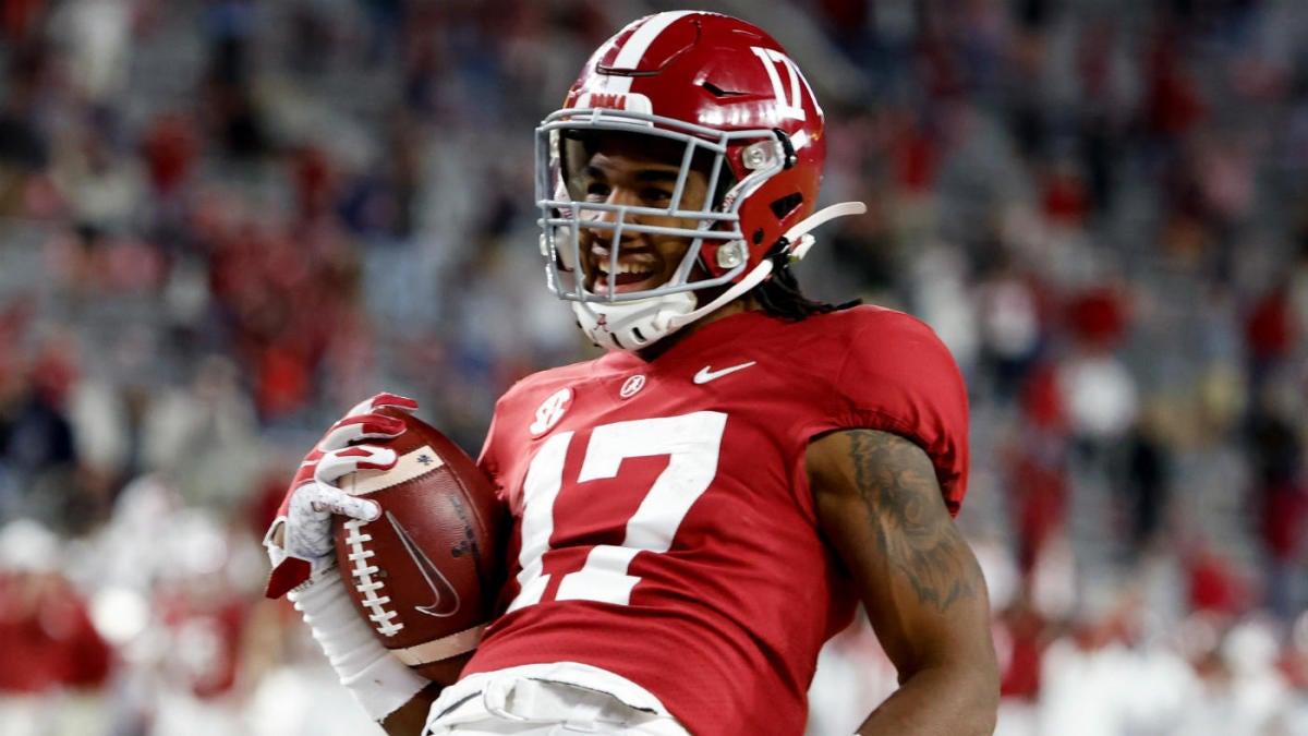 2021 NFL Mock Draft: Dolphins get Tua Tagovailoa a familiar receiver, Jaguars reboot at quarterback