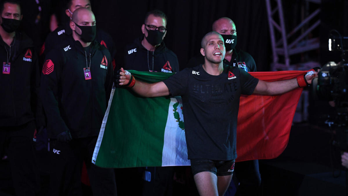 UFC divisional rankings: Brian Ortega secures spot in top five among featherweights with Fight Night victory