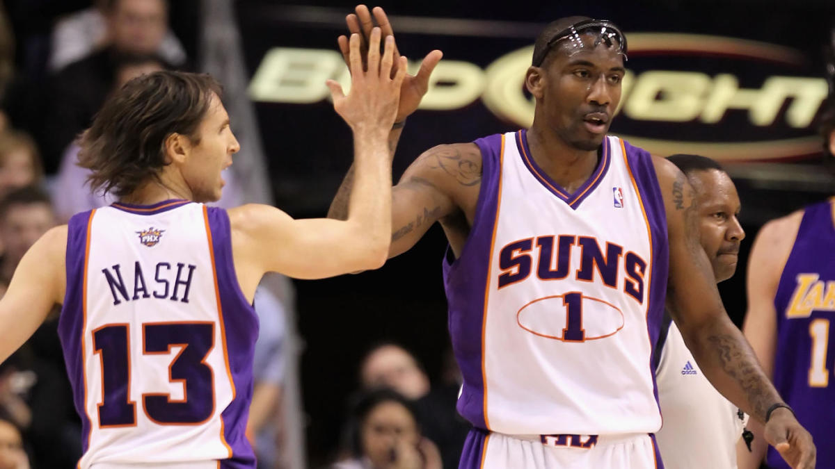 Amar'e Stoudemire to join Brooklyn Nets as assistant coach under former teammate Steve Nash, per report