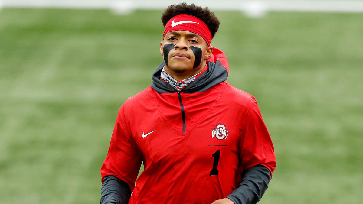 NFL Draft Does Ohio State s Justin Fields Have The Talent To Be The No Overall Pick CBSSports com