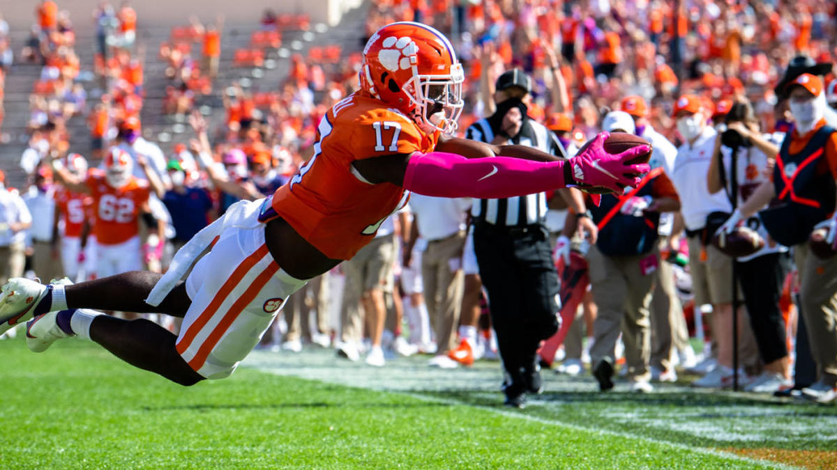 College football scores NCAA top 25 rankings schedule games today: Clemson Oklahoma in action early – CBSSports.com