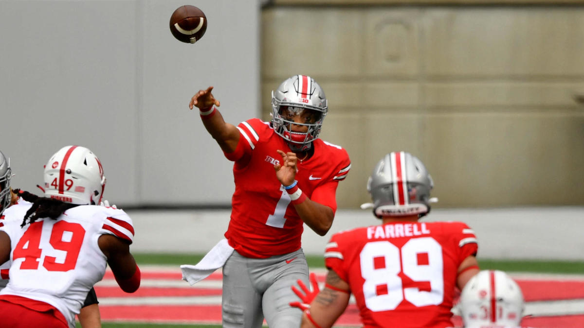No. 5 Ohio State Takes Out Nebraska 52-17 - CBSSports.com