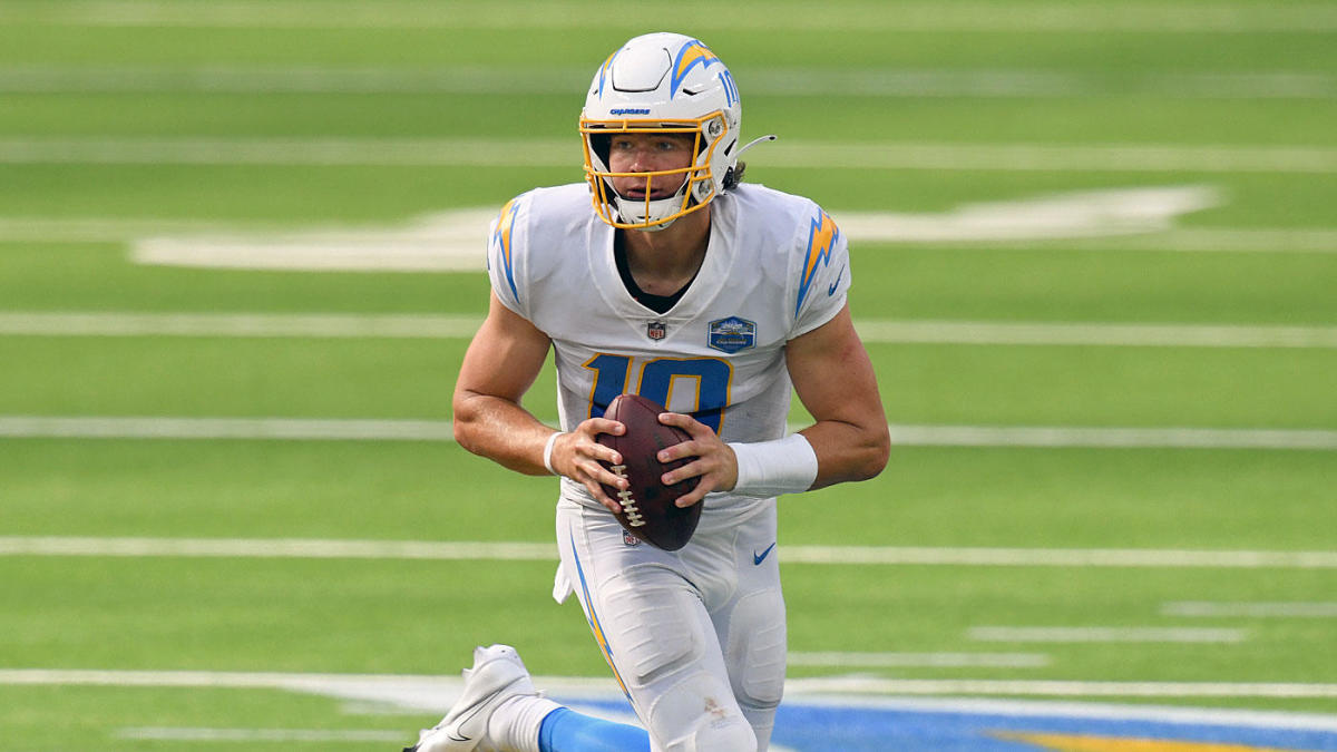 Chargers unleash Justin Herbert: Here's why rookie QB has looked better in the NFL than he did at Oregon