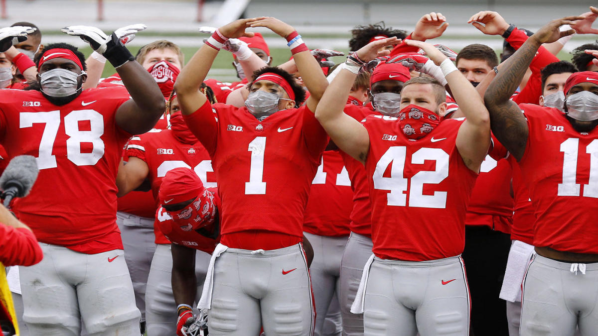 AP Top 25 poll: Ohio State jumps past Georgia, Notre Dame ...