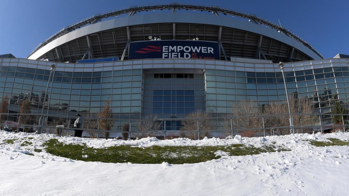 Snow expected for Chiefs at Broncos in Week 7: Here's how many inches Denver is getting