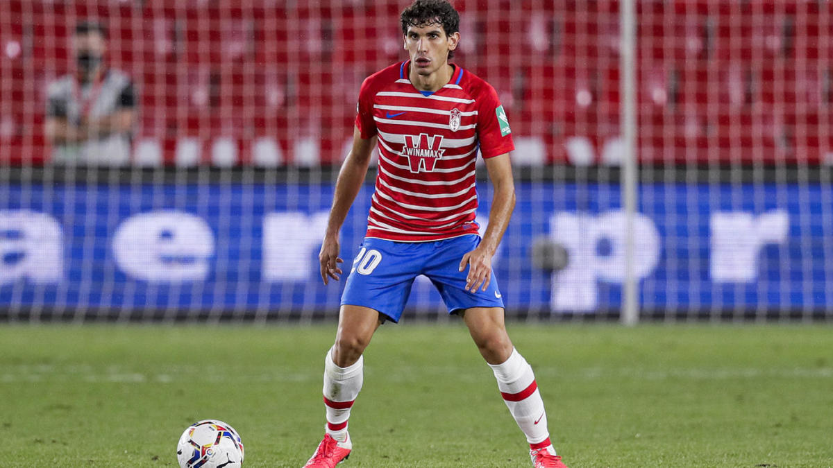 Real Madrid's Jesus Vallejo has found the perfect home in Granada's  remarkable rise - CBSSports.com