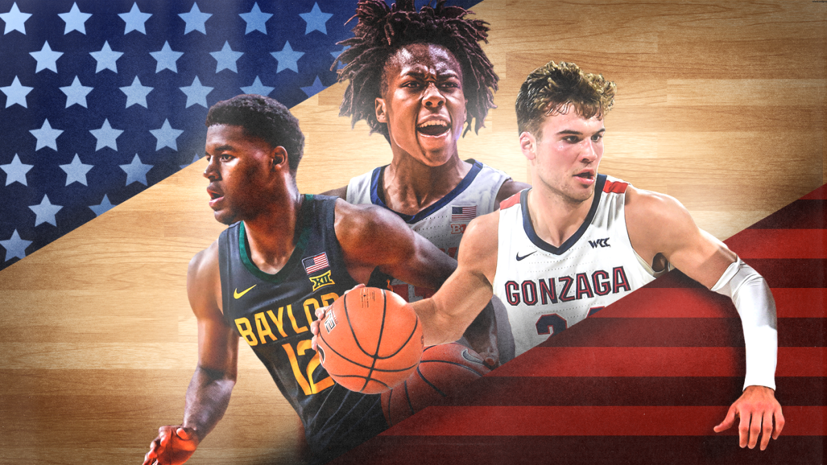 2020-21 CBS Sports preseason All-America teams: College basketball's best and most talented players