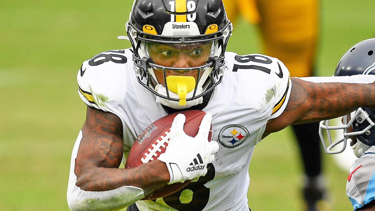 Fantasy Football Week 7 Winners & Losers: Diontae Johnson, Mike Evans moving in opposite directions