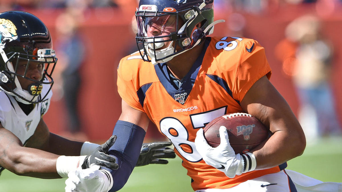 Fantasy Football Dynasty tight end rankings: Will Noah Fant pass Mark Andrews soon?