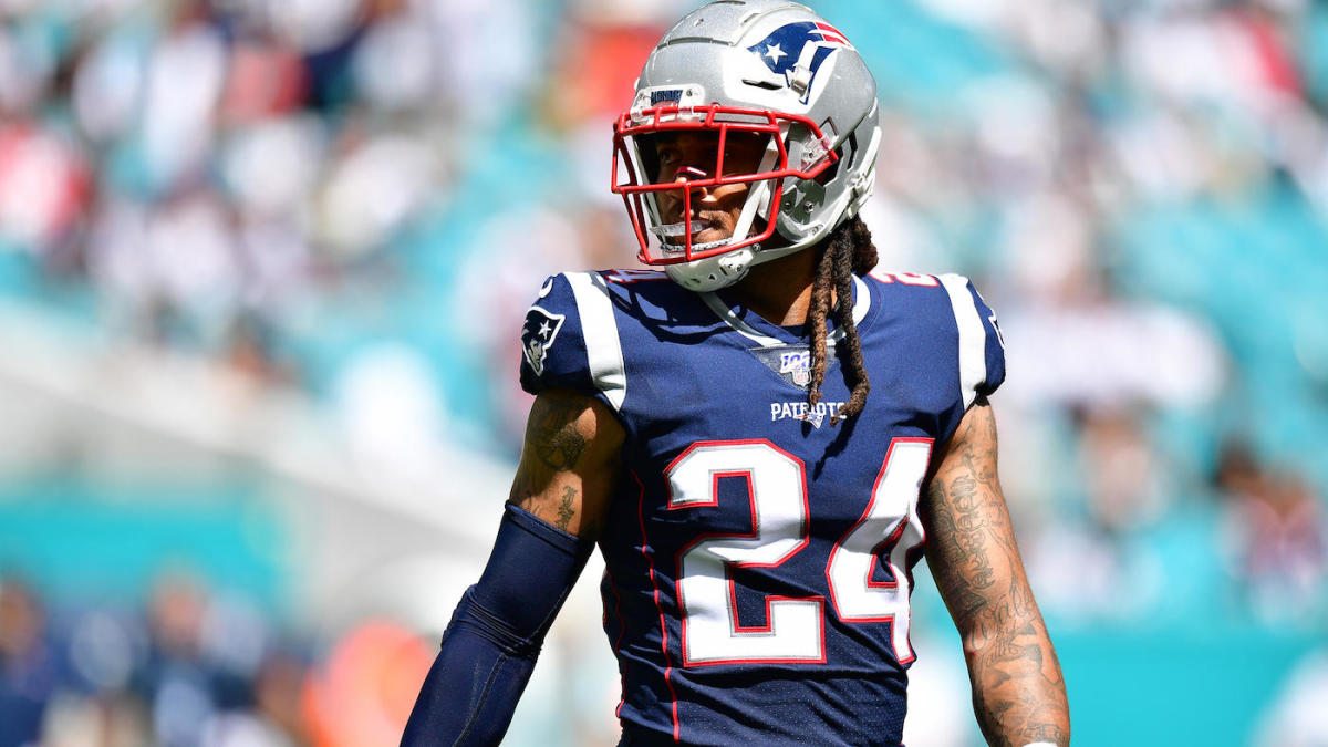 Stephon Gilmore, after skipping Patriots minicamp, reacts to his ...