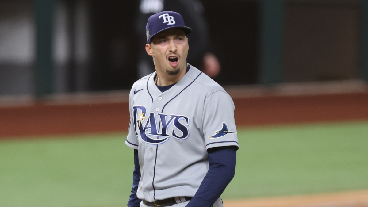 Padres acquire 2018 Cy Young Award winner Blake Snell from Rays in five-player deal – CBS Sports