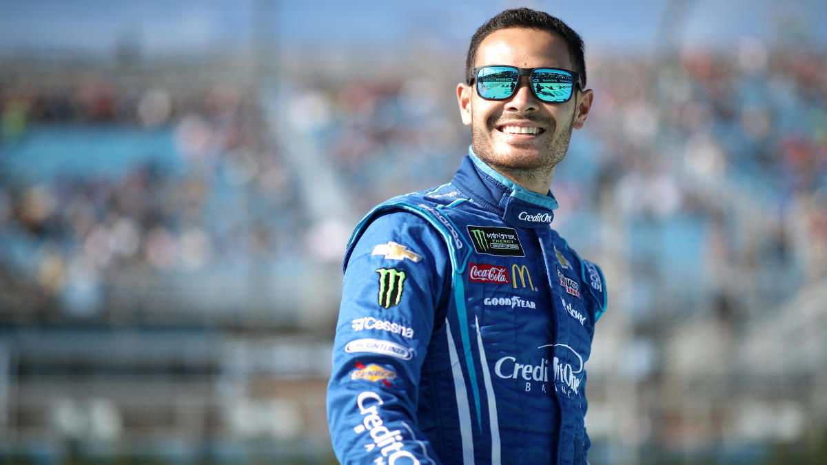NASCAR's Kyle Larson signs with Hendrick Motorsports, will drive No. 5 in 2021