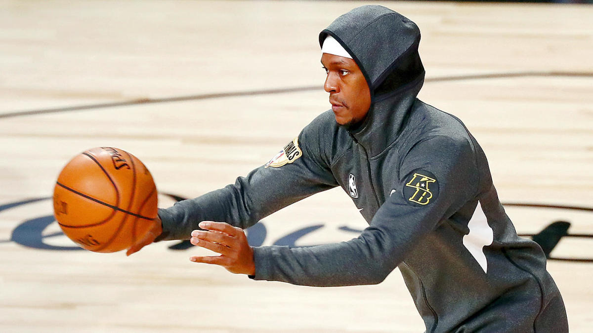 Clippers interested in Rajon Rondo, Lakers want him back as well, per report