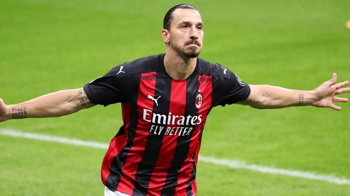 AC Milan's Zlatan Ibrahimovic thinks LeBron James should stick to sports