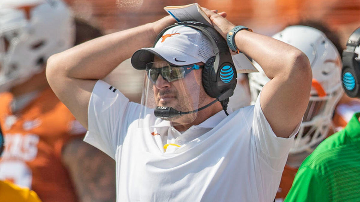 Coaching carousel: End may be near for Tom Herman at Texas updates on South Carolina's search – CBS Sports
