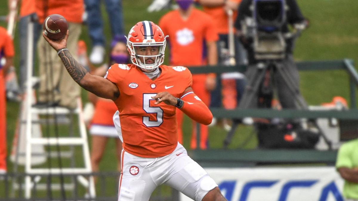 Clemson QB DJ Uiagalelei: Three things to know about the freshman likely to start in place of Trevor Lawrence