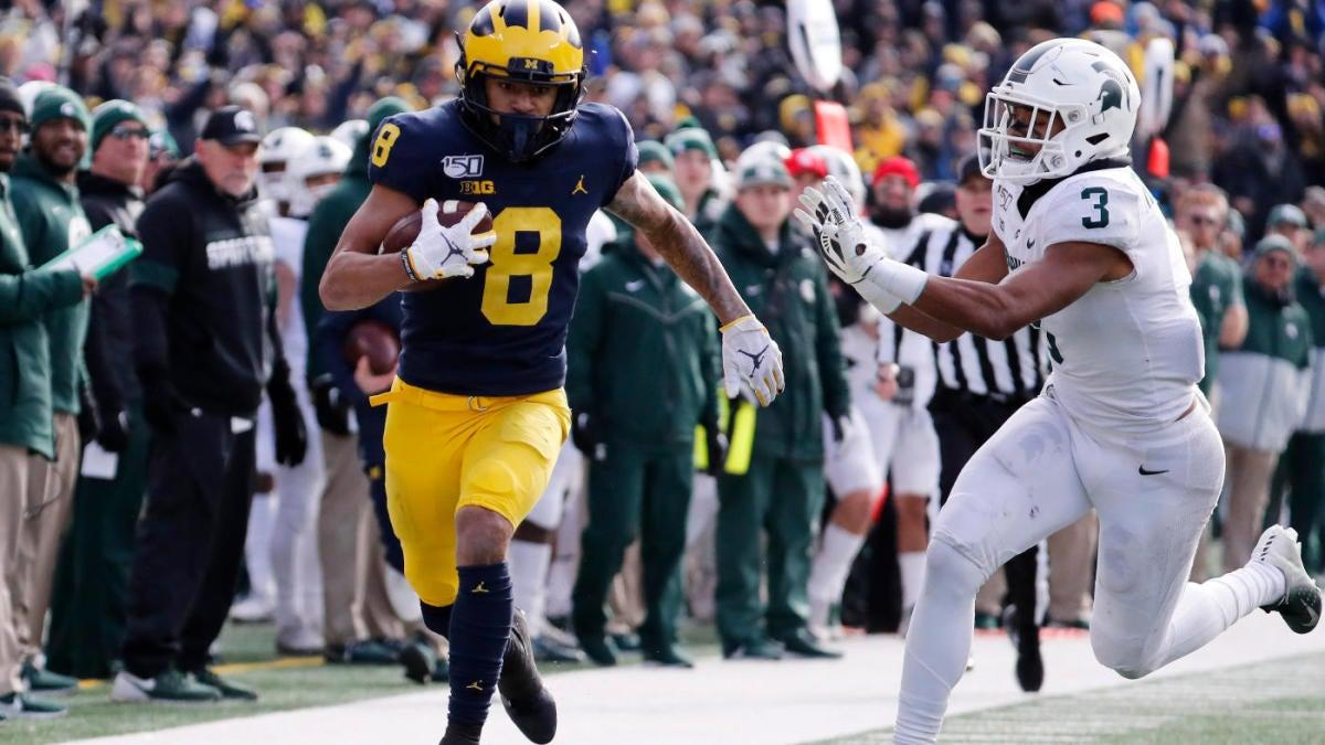 Michigan vs florida football betting line blackjack strategies for betting