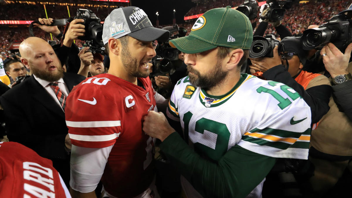 NFL Week 9 early odds: Packers facing situation that no NFL team has ever won in