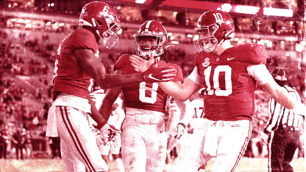 College football rankings: Alabama jumps Clemson for No. 1 spot in CBS Sports 127