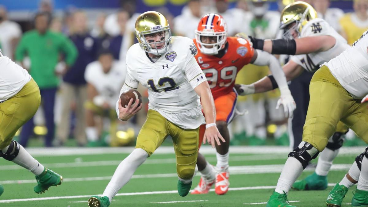 The Six Pack: Florida vs. Georgia Notre Dame vs. Clemson among best Week 10 college football picks – CBS Sports