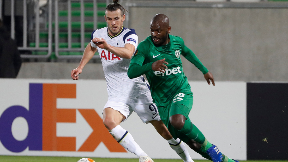 Tottenham Vs Ludogorets On Cbs All Access Uefa Europa League Live Stream How To Watch Online Time Odds Cbssports Com