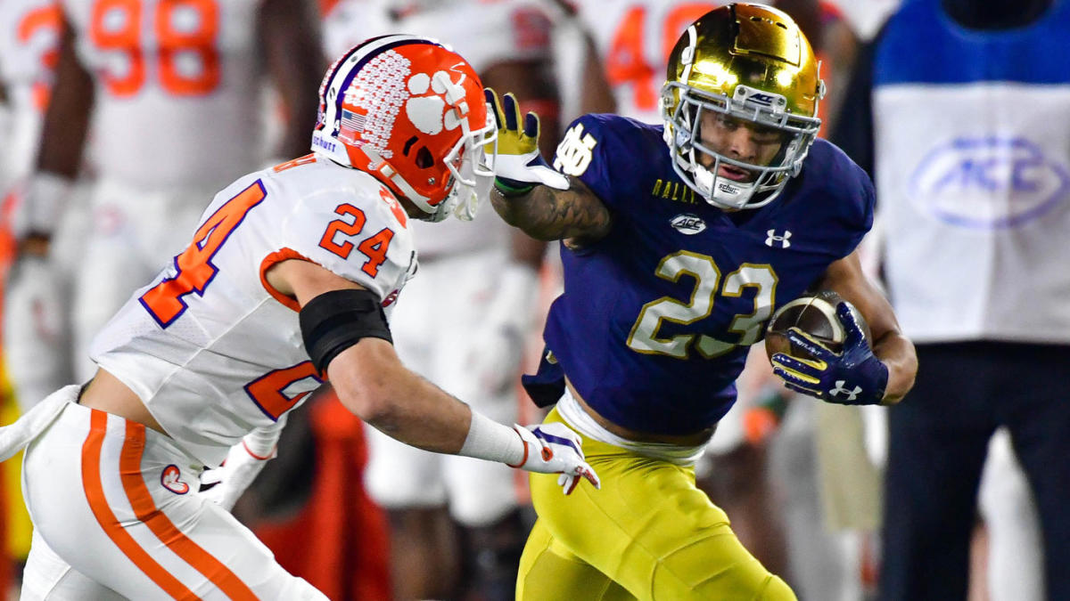 Clemson vs. Notre Dame score: Live game updates college football scores NCAA highlights full coverage – CBSSports.com