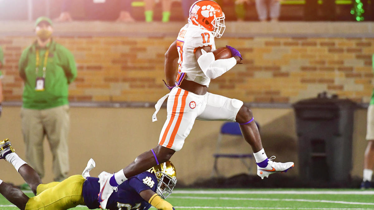 College football bowl projections: Why Clemson, not Notre Dame, is still in the playoff field