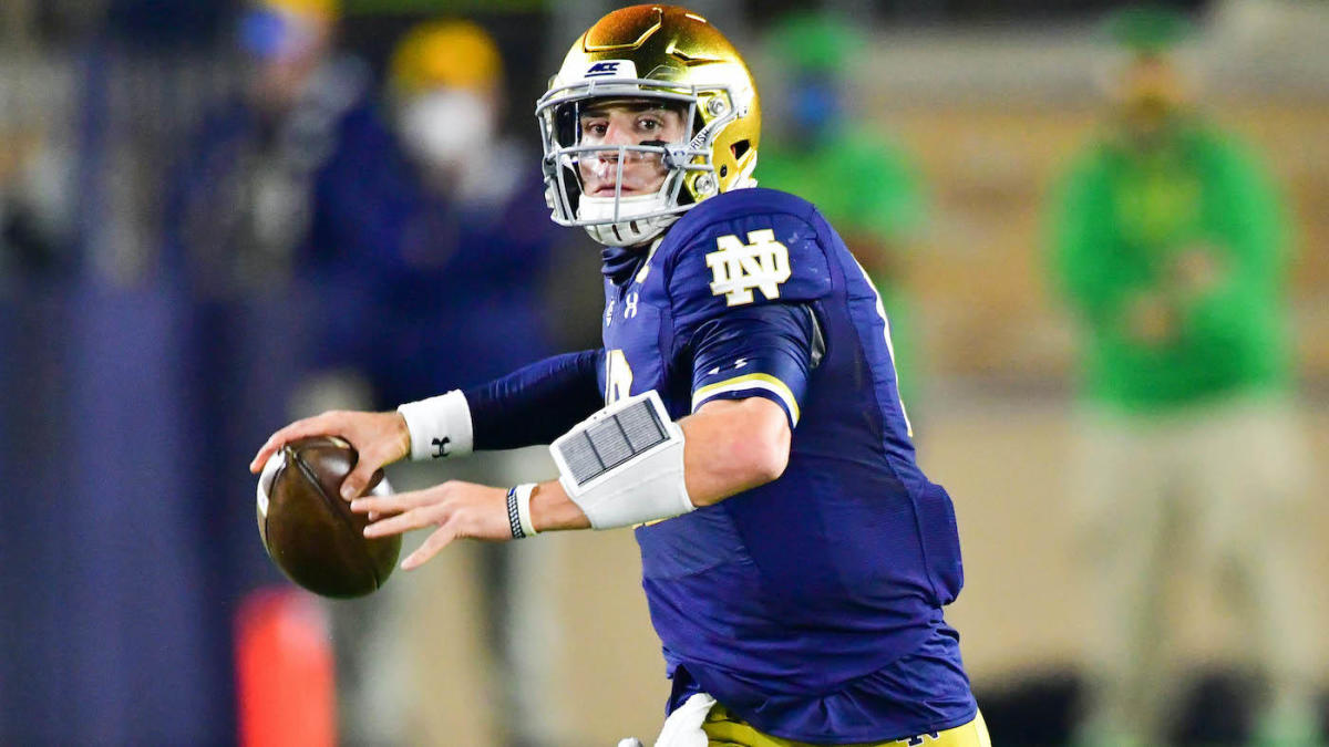 College football odds, lines, schedule for Week 11: Notre Dame, Alabama big favorites in key conference games