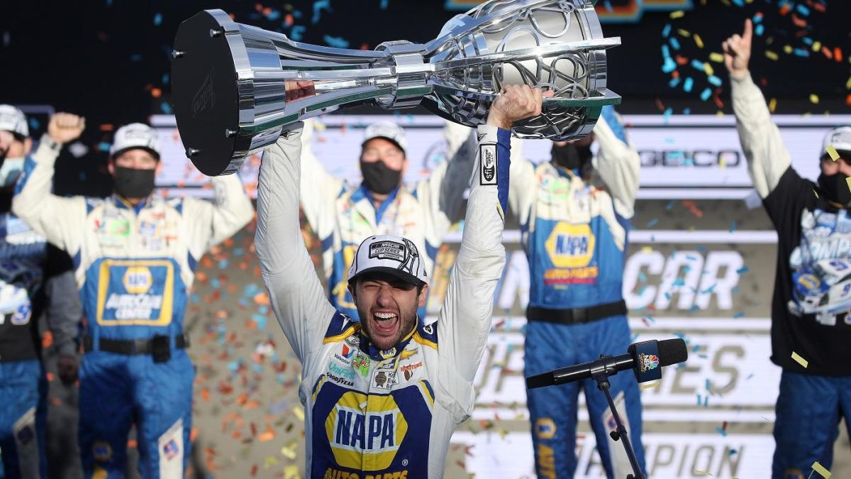 NASCAR Championship 4 results: Chase Elliott wins Cup Series title Jimmie Johnson fifth in final race – CBSSports.com