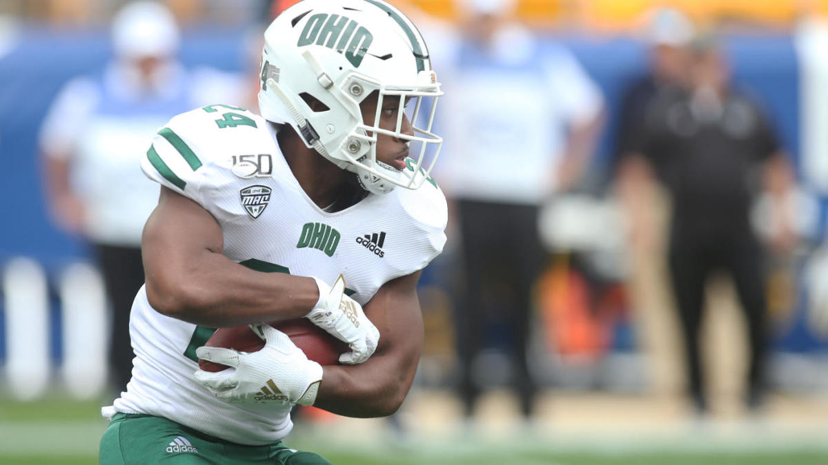 Ohio vs. Akron odds, line: 2020 college football picks, MACtion predictions from model on 37-20 run