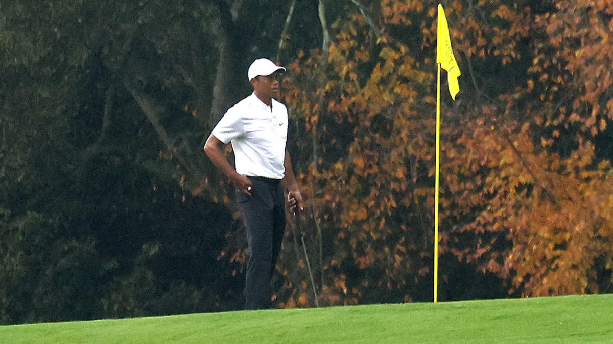 2020 Masters Live Stream Watch Online Tiger Woods In Round 1 Coverage Thursday Schedule Tv Channel Cbssports Com