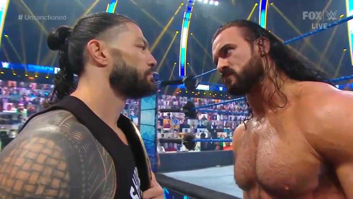 WWE Smackdown Preview (20/11/20): Seth Rollins vs Murphy; Survivor Series Build 1