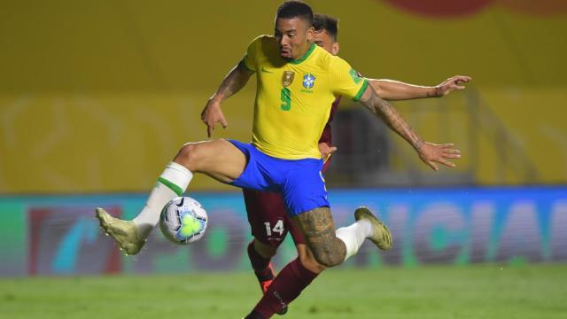 ไฮไลท์ฟุตบอล คัดเลือกบอลโลก (อเมริกาใต้) บราซิล - เวเนซูเอล่า
