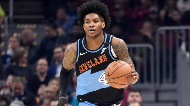 Cavaliers Guard Kevin Porter Jr Arrested On Gun Charge In Ohio Cbssports Com