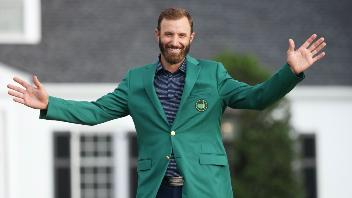 Masters 2020: Earnestly likable Dustin Johnson becomes a champion in title and spirit cover image