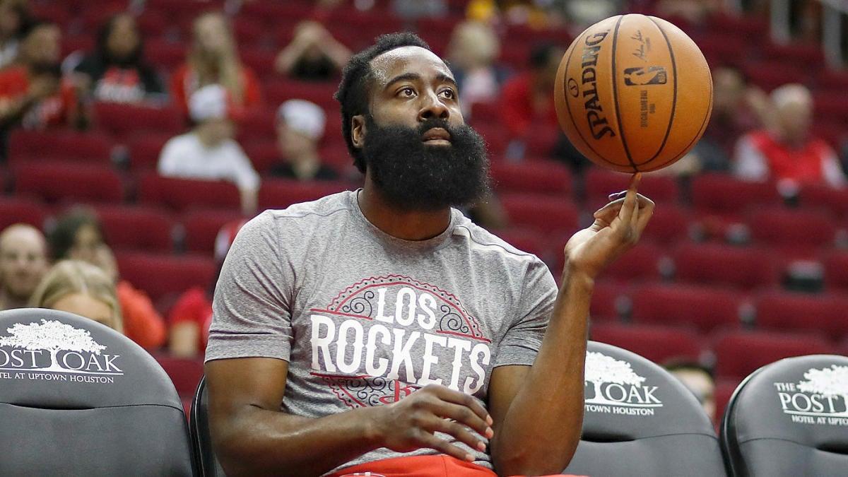 James Harden Trade Rumors Four Under The Radar Destinations For The Rockets Disgruntled Star Cbssports Com