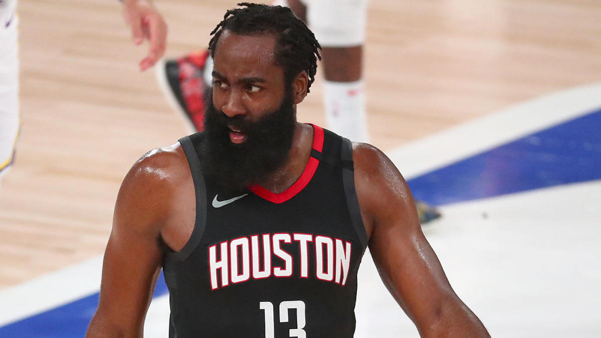 James Harden turned down historic $50M-per-year extension with Rockets focused on trade to Nets per report – CBS Sports
