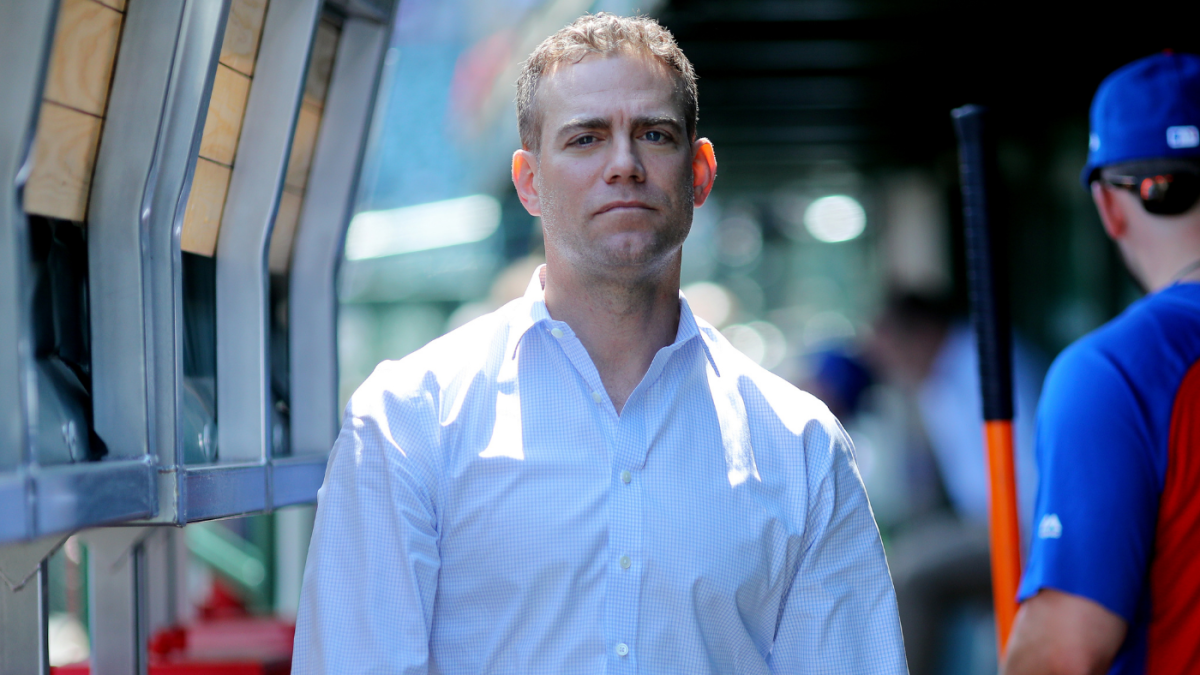Theo Epstein leaving Cubs after nine seasons World Series title; Jed Hoyer to take over in Chicago – CBS Sports