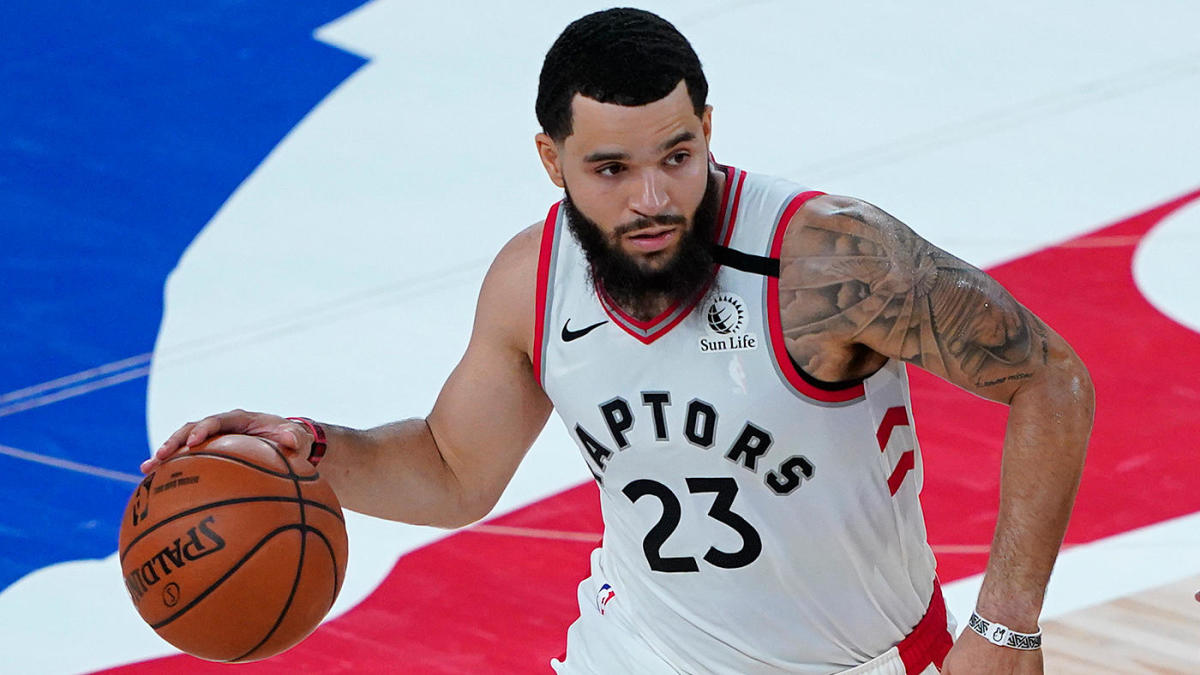 Raptors' Fred VanVleet describes his COVID-19 experience: 'Nothing like anything I've ever had'