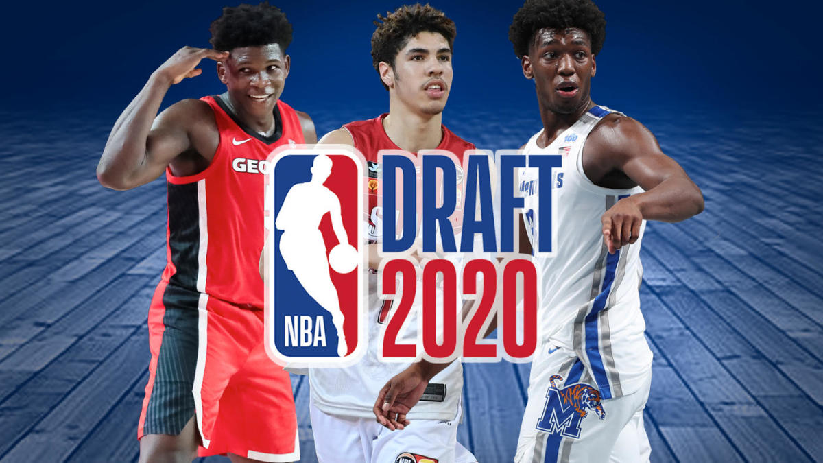 2020 NBA Draft results: Timberwolves take Anthony Edwards at No. 1; LaMelo Ball goes No. 3 to Hornets
