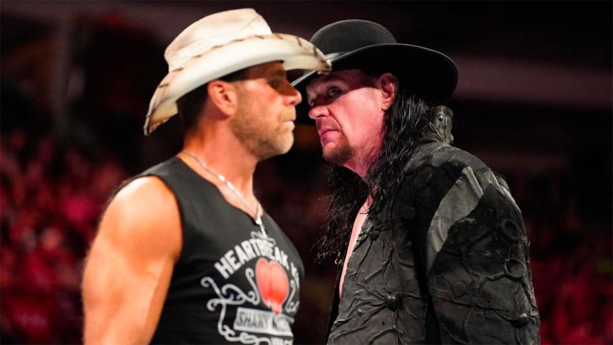 Shawn Michaels believes The Undertaker will be content after 'Final  Farewell' at WWE Survivor Series 2020 - CBSSports.com