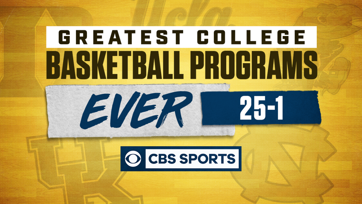 The Greatest College Basketball Programs Ever: Ranking the top teams of all time