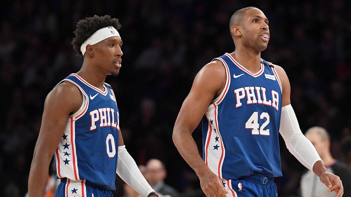 NBA Draft 2020 trade tracker: Busy 76ers send Josh Richardson to Mavericks deal Al Horford picks to Thunder – CBS Sports