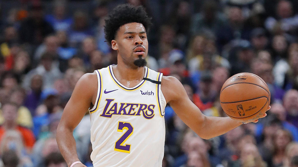 Lakers will reportedly waive Quinn Cook, opening up both roster ...