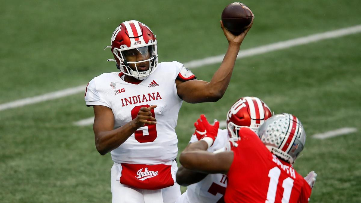 Ohio State vs. Indiana score: Live game updates college football scores NCAA highlights coverage – CBSSports.com