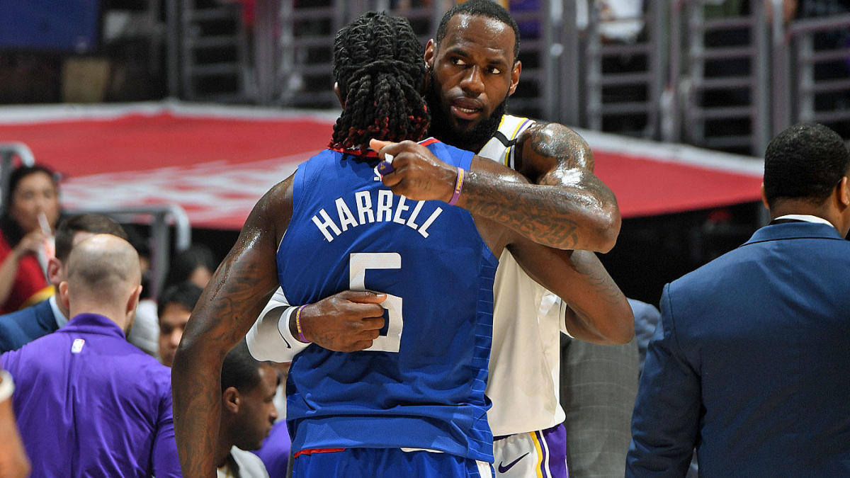 2020 NBA free agency takeaways, Day 1: Montrezl Harrell gives Lakers a discount, Wood gives Rockets options