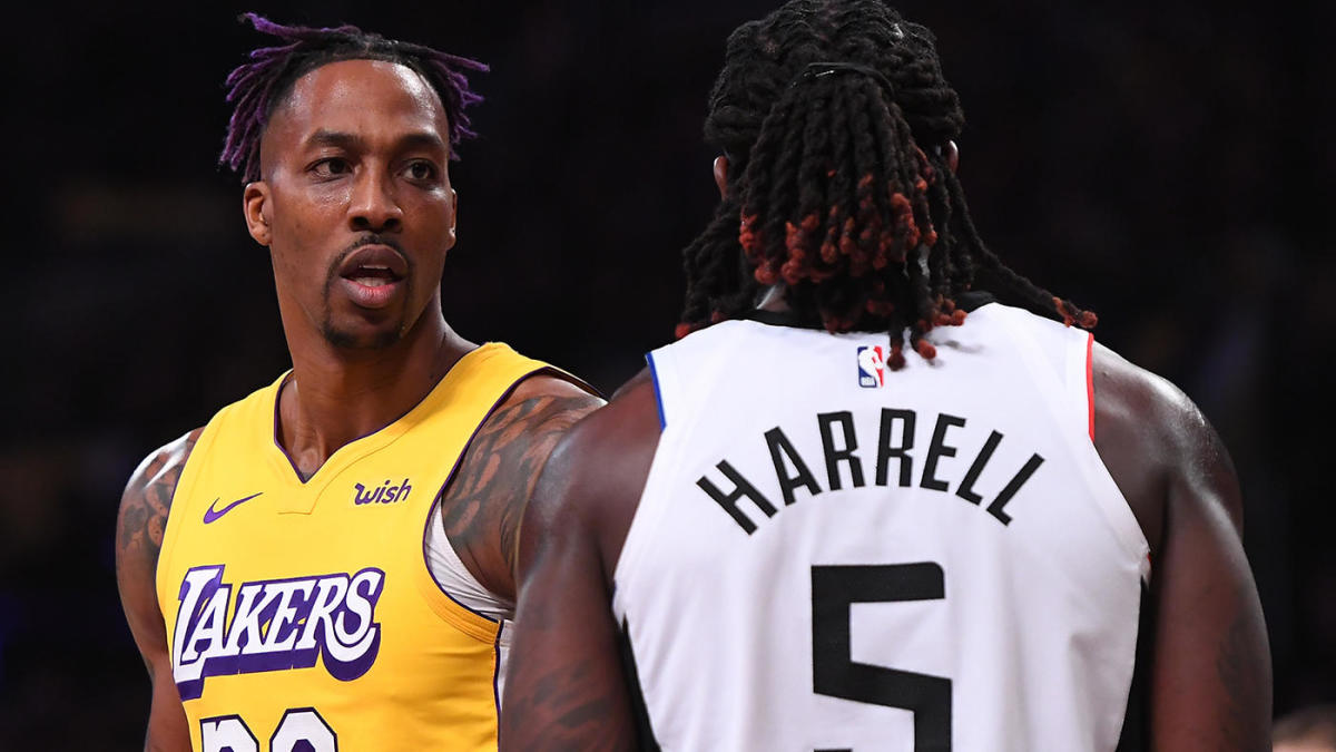 NBA free agency winners and losers: Lakers impress with surprise deal; Dwight Howard pump-fakes Twitter – CBS Sports