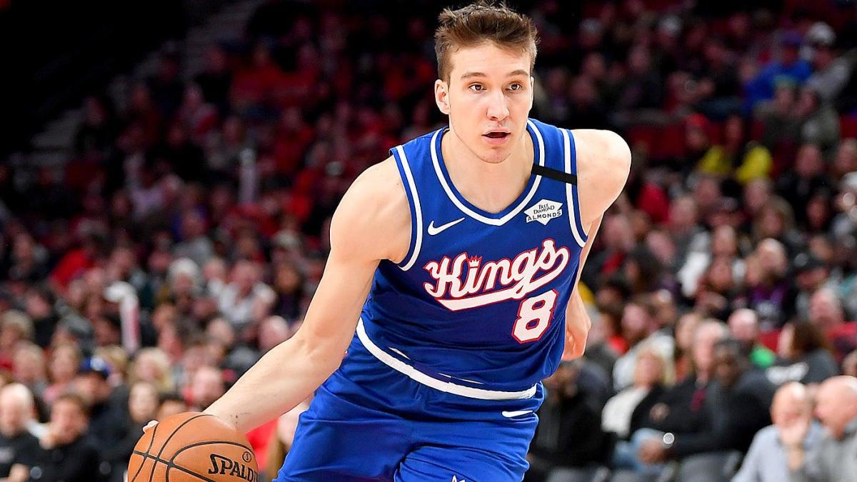 NBA free agency: Bogdan Bogdanovic signs 4-year, $72 million offer sheet with Hawks, per reports