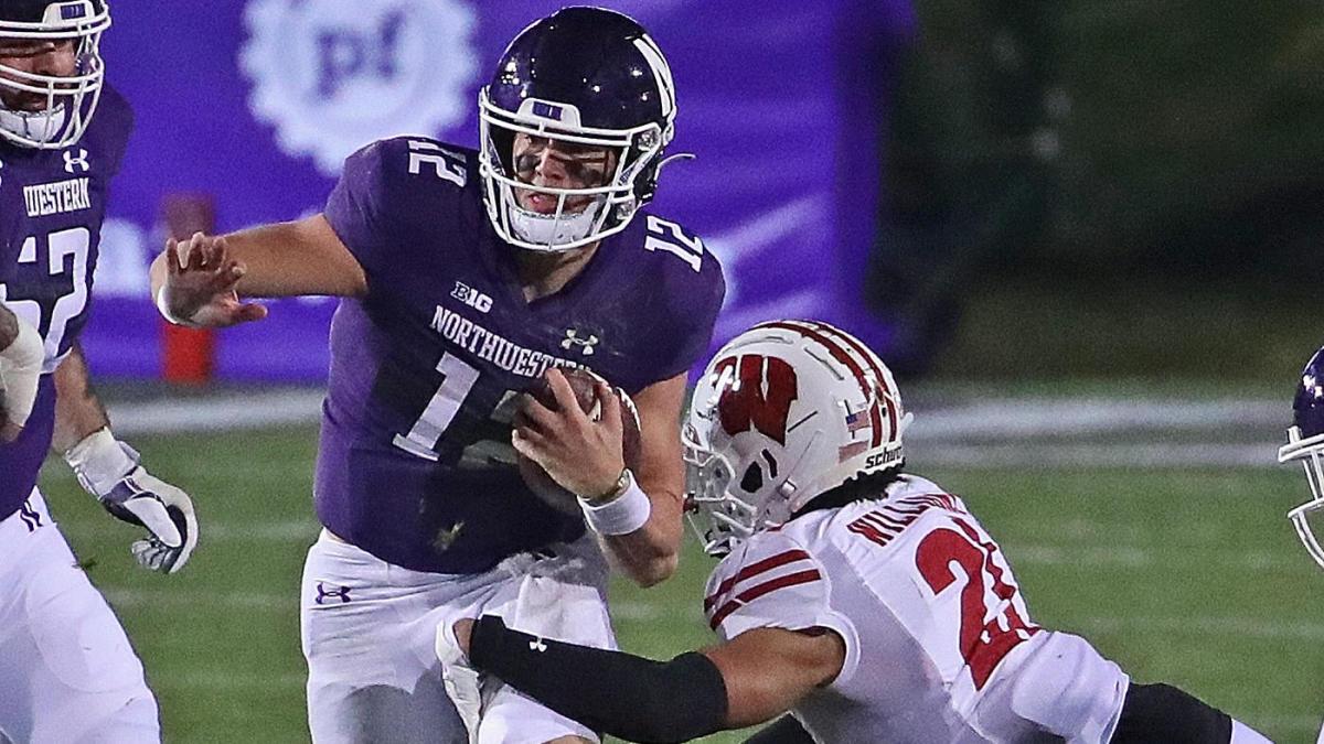 Wisconsin vs. Northwestern score takeaways: No. 19 Wildcats take control of Big Ten West over No. 10 Badgers – CBSSports.com
