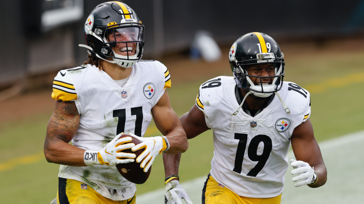 Steelers offensive coordinator Randy Fichtner compares young receiving core to 'a fart in a skillet'